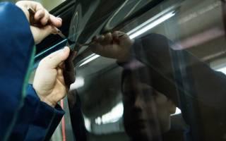 Ремонт и установка стекол своими руками в теории