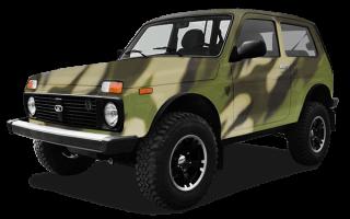 Фабричный тюнинг: продукция компаний Бронто и ВИС-Авто