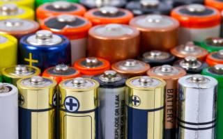 Отличительные черты алкалиновых батареек