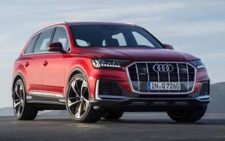 Обзор и характеристики новой Audi Q7