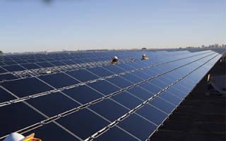 Современные солнечные электростанции