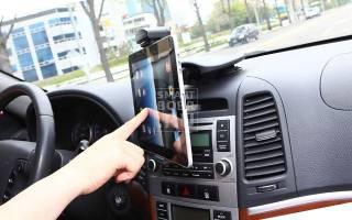 Планшет и смартфон вместо навигатора
