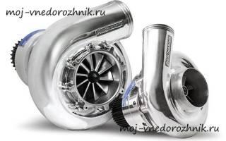 Эксплуатация турбированных двигателей Subaru