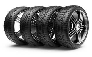 Подбор шин по авто — онлайн-сервисы