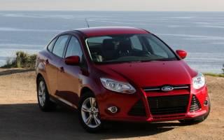 Топливный фильтр Ford Focus 3