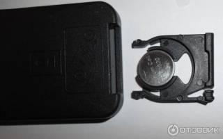 Характеристики батареек CR1220