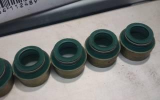Самостоятельная замена маслосъёмных колпачков на ВАЗ 2109