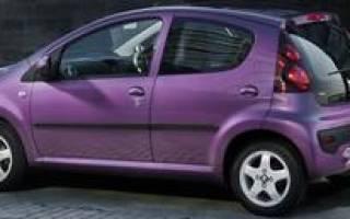 Обзор маленьких автомобилей для женщин с коробкой автомат