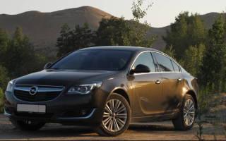 Opel огласил стоимость обновленного Insignia OPC