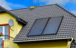 Что такое солнечный водонагреватель?