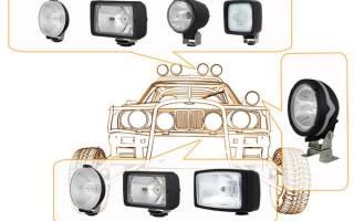 Выбираем светодиодные фары ближнего и дальнего света