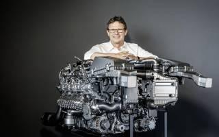 Характеристики объема двигателя