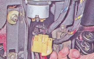 Замена замка зажигания на ВАЗ 2107 своими руками