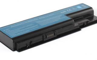 Почему не работает батарея на ноутбуке?
