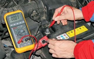 Утечка тока в авто — причины и проверка