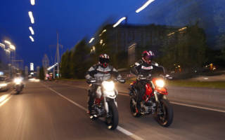 Правила и техника безопасности езды на мотоцикле