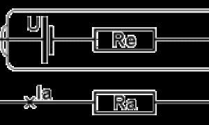 Что такое внутреннее сопротивление аккумулятора?