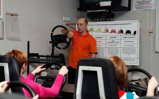 Чему должны учить школы экстремального вождения?