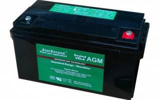 Отличительные черты AGM аккумуляторов