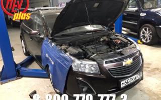Адаптация АКПП Chevrolet Cruze