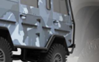 Вездеход-кабриолет Mercedes-Benz, который похож на ГАЗ-53