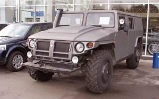 Гражданская версия ГАЗ-2330 «Тигр»: обзор русского джипа