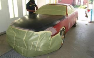 Виды ремонта кузова автомобиля своими руками