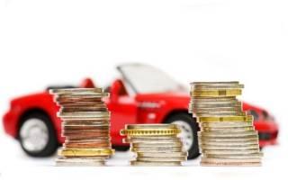 Транспортный налог и разбитые дороги