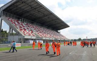 Для проведения Гран При России РАФ объявила набор судей