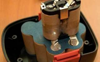 Как заменить банки в аккумуляторе шуруповерта