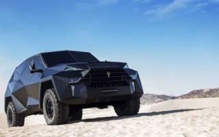 Rolls-Royce собирается построить кроссовер и мотор V16