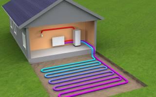 Применение теплового насоса для отопления дома