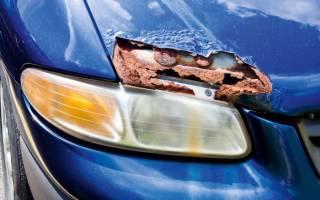 Почему возникает ржавчина на кузове автомобиля