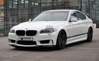 Тюнера Prior Design прокачали BMW 3-Series F30