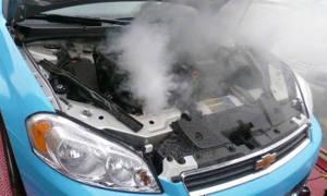 Почему двигатель перегревается?