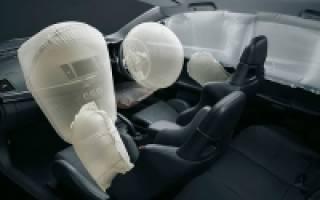 Так ли надежны подушки безопасности?