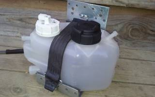 Ремонт радиатора и расширительного бачка