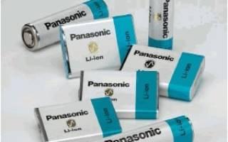 Особенности литий-ионных аккумуляторов