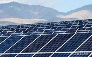 Каков КПД солнечных батарей?