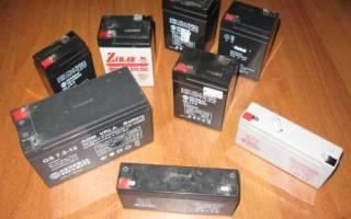Восстанавливаем гелевый аккумулятор