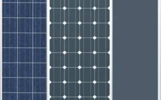Плюсы и минусы солнечных батарей из аморфного кремния