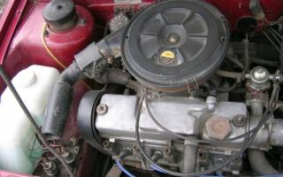 Переделка карбюраторного двигателя в инжекторный