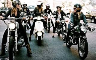 Мотоциклисты и «выделенка»: все осталось по-старому