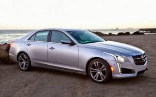 Обзор нового Cadillac CTS-V 2016