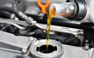 Важность замены моторного масла