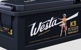 Аккумулятор westa и другие украинские марки