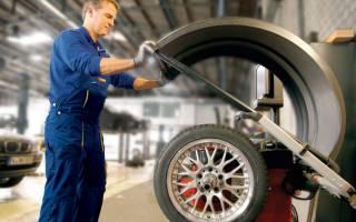 Балансировка колес на автомобиле