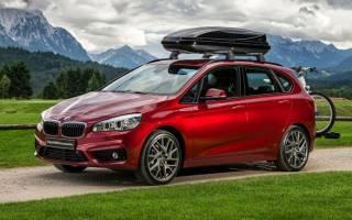 BMW для активного отдыха