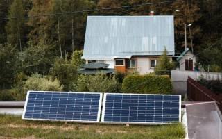 О характеристиках солнечных батарей