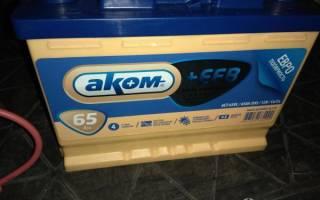 EFB аккумуляторы и их достоинства